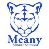 Meany Middle School logo